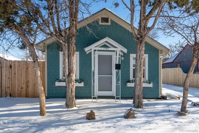 1980 Oswego Street, Aurora, CO 80010 (MLS #6025604) :: 8z Real Estate