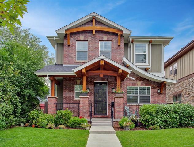 1884 S Washington Street, Denver, CO 80210 (#6025614) :: The Peak Properties Group