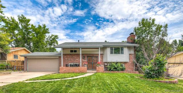 1880 S Teller Street, Lakewood, CO 80232 (MLS #6025632) :: 8z Real Estate