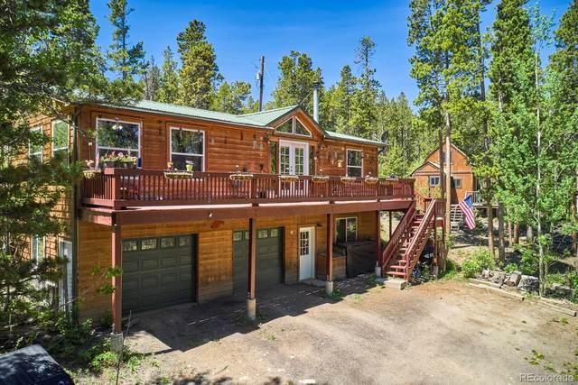 603 Mountain View Drive, Black Hawk, CO 80422 (#6025657) :: Finch & Gable Real Estate Co.
