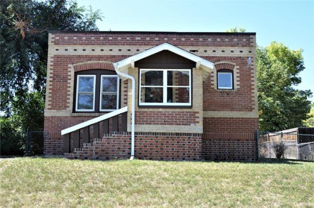 1037 Hooker Street, Denver, CO 80204 (#6026098) :: The Peak Properties Group