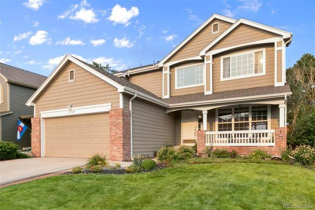 3769 Mallard Street, Highlands Ranch, CO 80126 (#6026554) :: The Margolis Team