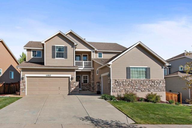 15857 E Beaver Brook Lane, Parker, CO 80134 (#6026994) :: Wisdom Real Estate