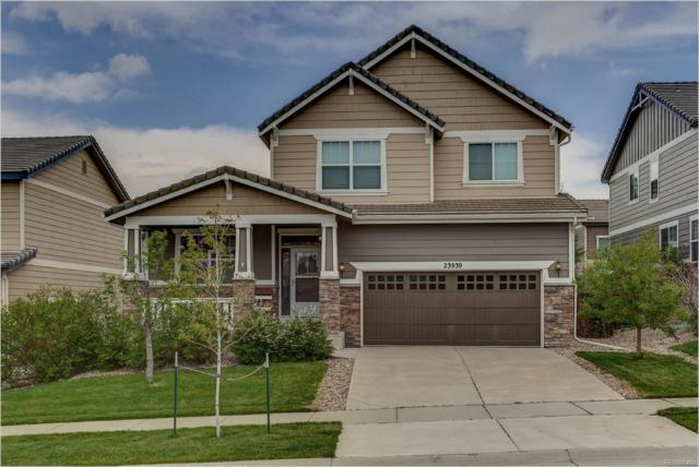 23939 E Dorado Place, Aurora, CO 80016 (MLS #6027064) :: 8z Real Estate