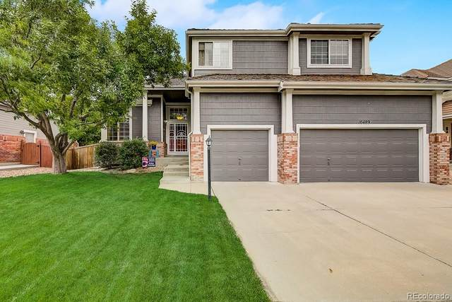 10489 Longleaf Drive, Parker, CO 80134 (MLS #6027446) :: 8z Real Estate