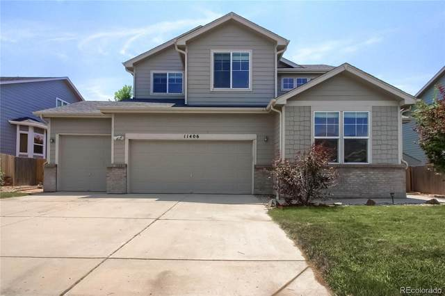11406 E 119th Place, Henderson, CO 80640 (MLS #6027484) :: Clare Day with Keller Williams Advantage Realty LLC
