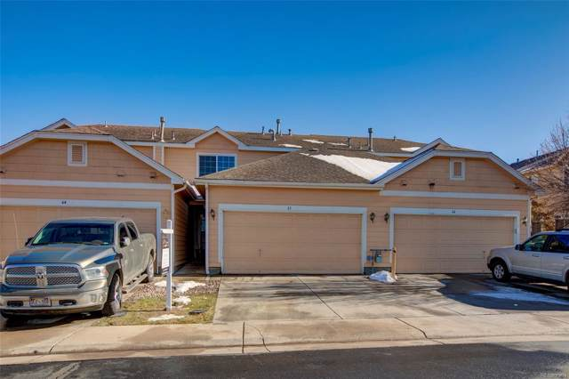 14400 Albrook Drive #65, Denver, CO 80239 (#6027517) :: The DeGrood Team