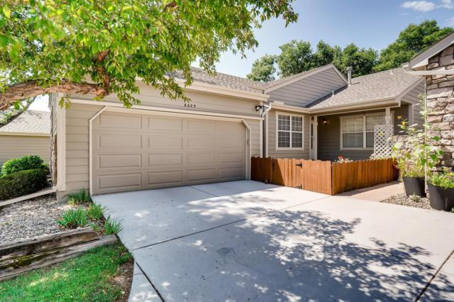 6605 S Webster Street, Littleton, CO 80123 (#6028655) :: HomeSmart Realty Group
