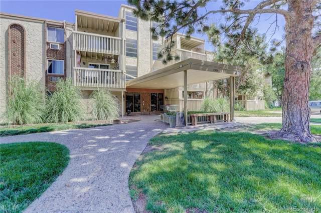 1300 S Parker Road 399C, Denver, CO 80231 (#6029024) :: Venterra Real Estate LLC