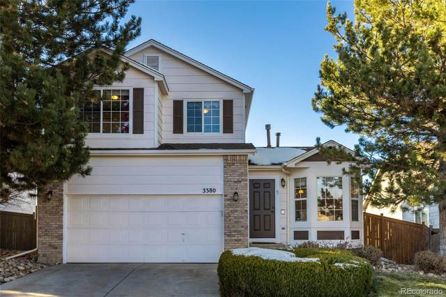 3380 Blue Grass Circle, Castle Rock, CO 80109 (#6029201) :: The DeGrood Team