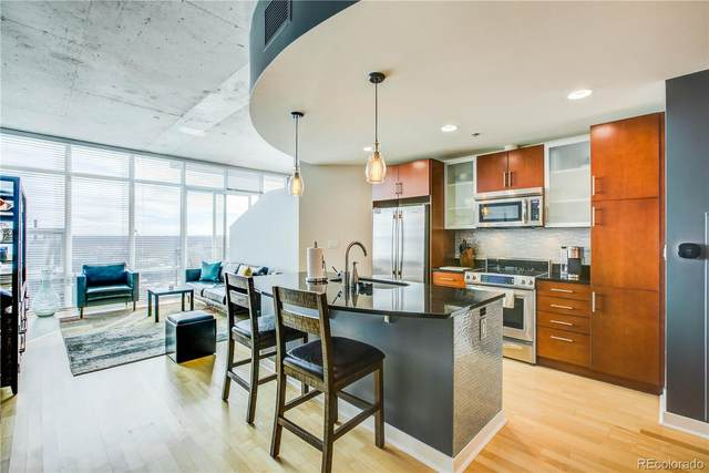 891 14th Street #4114, Denver, CO 80202 (#6029617) :: Berkshire Hathaway HomeServices Innovative Real Estate