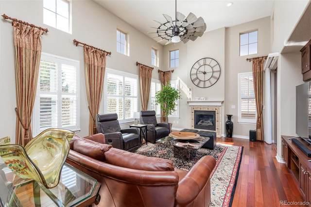 9183 Viaggio Way, Highlands Ranch, CO 80126 (#6029687) :: Briggs American Properties