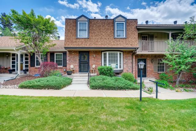 7505 W Yale Avenue #1702, Denver, CO 80227 (#6029901) :: The Galo Garrido Group