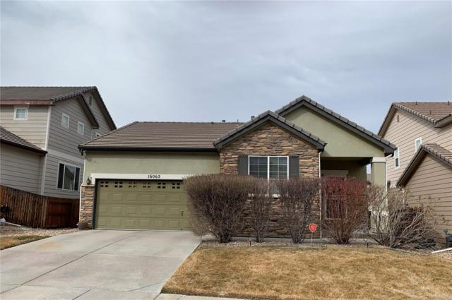 16065 E 97th Avenue, Commerce City, CO 80022 (#6030118) :: Bring Home Denver