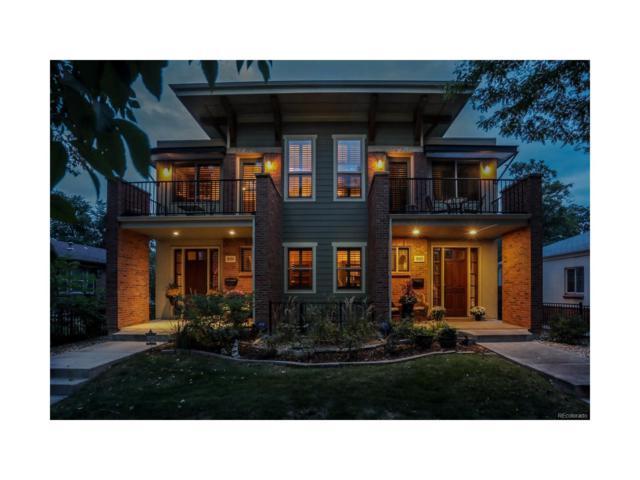 2020 S Washington Street, Denver, CO 80210 (#6030371) :: Thrive Real Estate Group