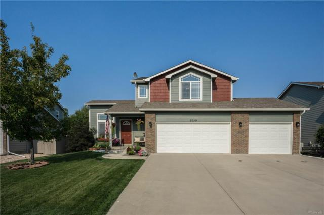 9059 Flaming Arrow Avenue, Wellington, CO 80549 (#6030499) :: The City and Mountains Group