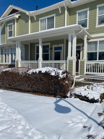 9431 Ashbury Circle #102, Parker, CO 80134 (MLS #6031353) :: Wheelhouse Realty