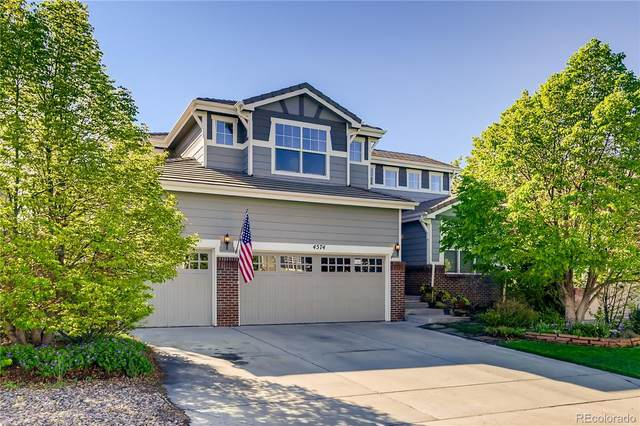 4574 Heartwood Way, Castle Rock, CO 80109 (#6031481) :: The HomeSmiths Team - Keller Williams
