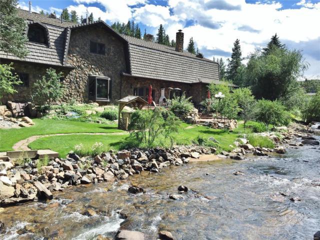 34673 Upper Bear Creek Road, Evergreen, CO 80439 (#6031564) :: The Peak Properties Group