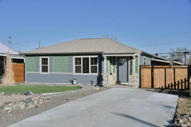 4950 Tejon Street, Denver, CO 80221 (MLS #6031618) :: 8z Real Estate