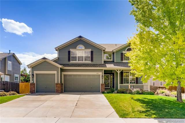 17161 E Hawksbead Drive, Parker, CO 80134 (#6031645) :: Mile High Luxury Real Estate