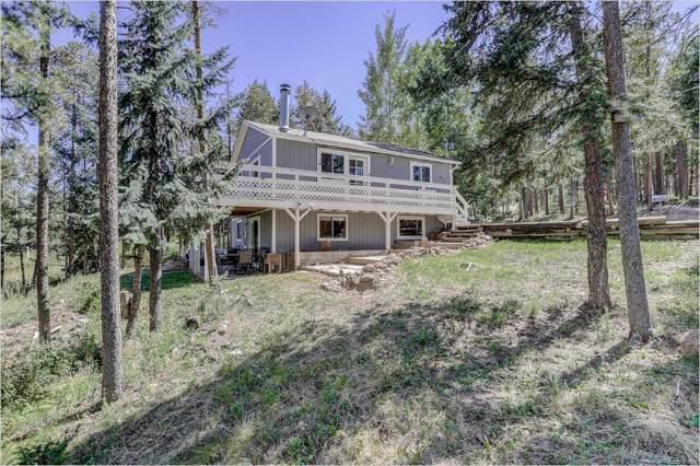 9974 Wind Dancer Way, Conifer, CO 80433 (MLS #6031896) :: 8z Real Estate