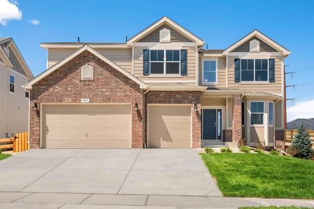8863 Crestone Street, Arvada, CO 80007 (MLS #6032051) :: The Sam Biller Home Team