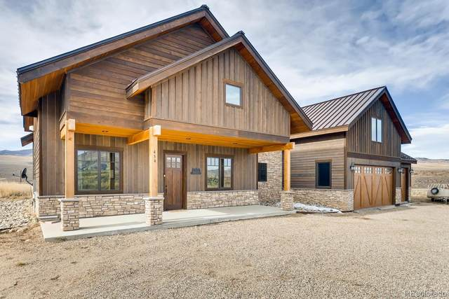 459 Cr 1001, Kremmling, CO 80459 (#6032235) :: Re/Max Structure