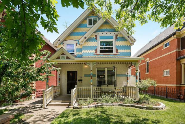 2336 N High Street, Denver, CO 80205 (#6032354) :: The HomeSmiths Team - Keller Williams