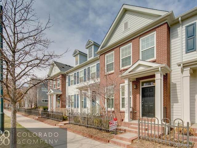 8321 E 29th Avenue, Denver, CO 80238 (#6032585) :: James Crocker Team