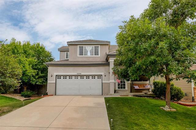 5234 S Shawnee Way, Aurora, CO 80015 (#6032852) :: James Crocker Team