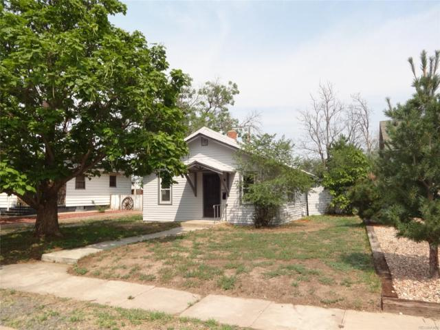612 Mckinley Avenue, Fort Lupton, CO 80621 (#6032910) :: Structure CO Group