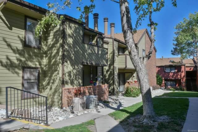 11925 E Harvard Avenue #207, Aurora, CO 80014 (#6033006) :: Mile High Luxury Real Estate
