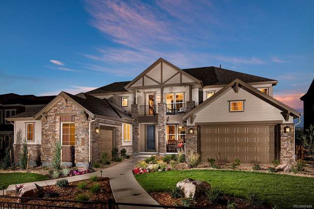 8252 S Langdale Way, Aurora, CO 80016 (#6033292) :: The DeGrood Team