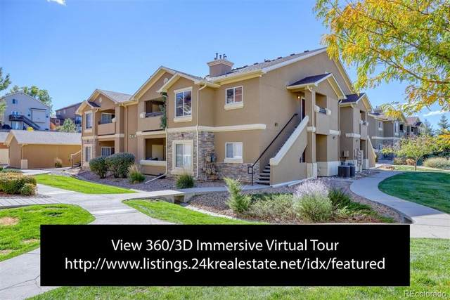 4730 Copeland Circle #104, Highlands Ranch, CO 80126 (#6033332) :: The DeGrood Team