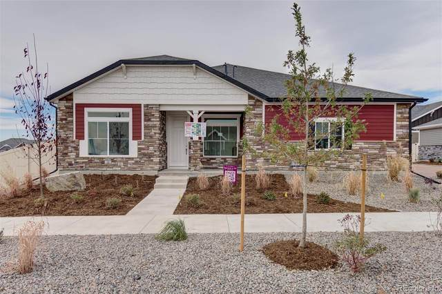 5009 N Quatar Street, Aurora, CO 80019 (#6033456) :: Mile High Luxury Real Estate