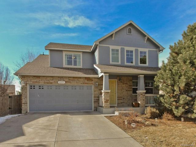 2291 Dogwood Circle, Erie, CO 80516 (MLS #6033639) :: Bliss Realty Group