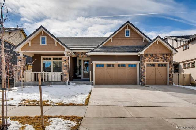 442 Painted Horse Way, Erie, CO 80516 (MLS #6033653) :: 8z Real Estate