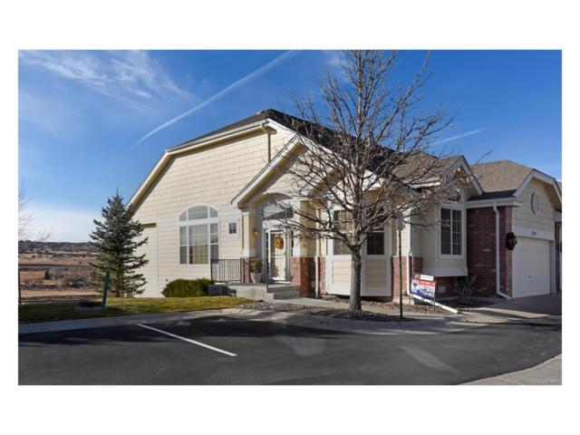 3127 Newport Circle #28, Castle Rock, CO 80104 (#6033691) :: RE/MAX Professionals