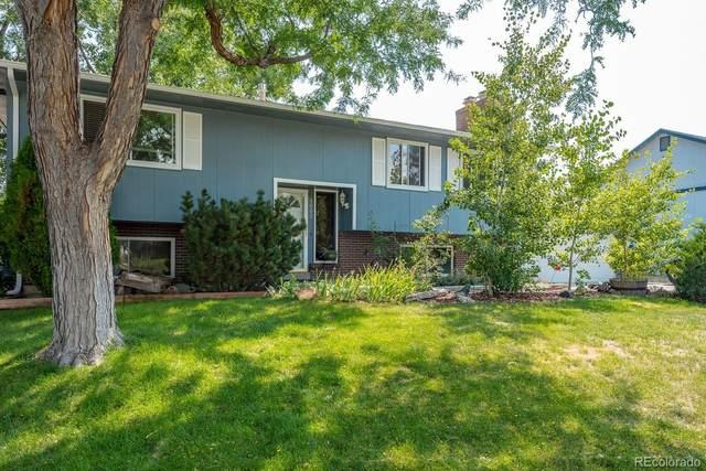 5000 S Stuart Court, Denver, CO 80123 (MLS #6034121) :: 8z Real Estate