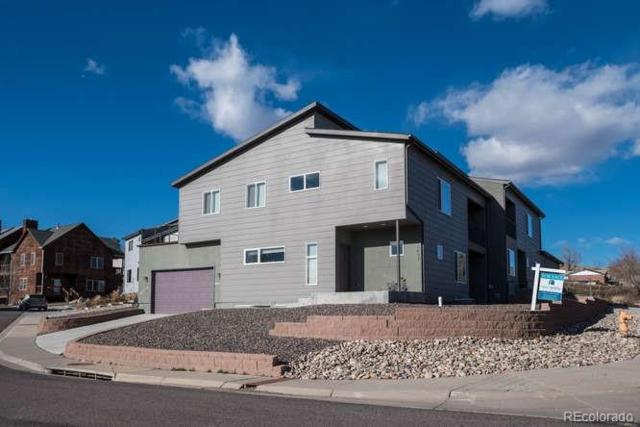16407 W 13 Th Lane, Golden, CO 80401 (#6034395) :: The Griffith Home Team