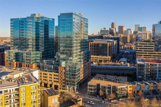 1700 Bassett Street #820, Denver, CO 80202 (#6034629) :: Portenga Properties - LIV Sotheby's International Realty