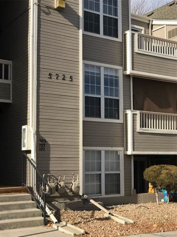 5725 W Atlantic Place #202, Lakewood, CO 80227 (#6034705) :: The Dixon Group