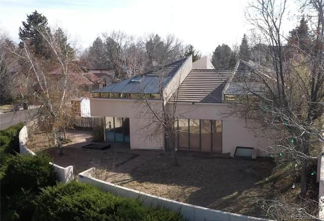 1860 E Cedar Avenue, Denver, CO 80209 (#6034967) :: Mile High Luxury Real Estate