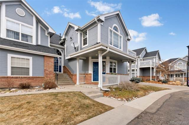 4901 S Ammons Street 11C, Denver, CO 80123 (#6035120) :: The Brokerage Group