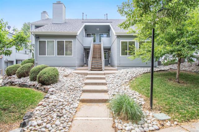 8500 E Jefferson Avenue 16G, Denver, CO 80237 (#6035193) :: My Home Team