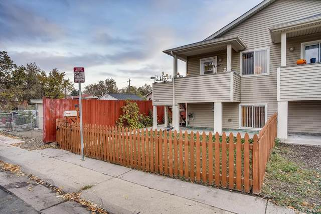 3468 W Walsh Place, Denver, CO 80219 (#6035355) :: The Harling Team @ Homesmart Realty Group