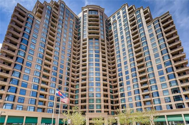 8100 E Union Avenue #1114, Denver, CO 80237 (#6035452) :: The Healey Group