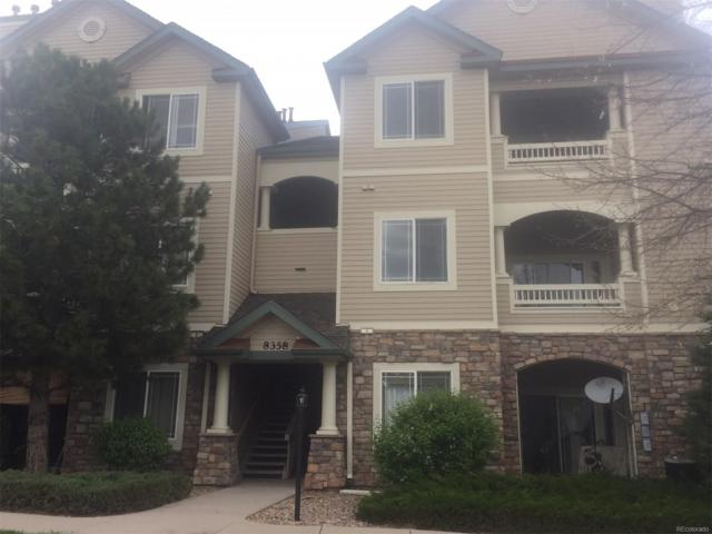 8358 S Independence Circle #204, Littleton, CO 80128 (MLS #6035849) :: 8z Real Estate