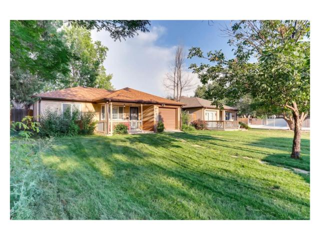 1110 Eudora Street, Denver, CO 80220 (MLS #6035927) :: 8z Real Estate
